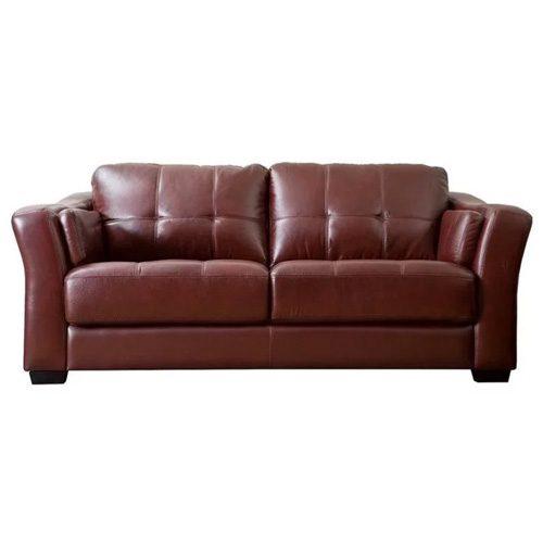 Abbyson Living RJ Kids Mini Fabric Chesterfield Sofa In