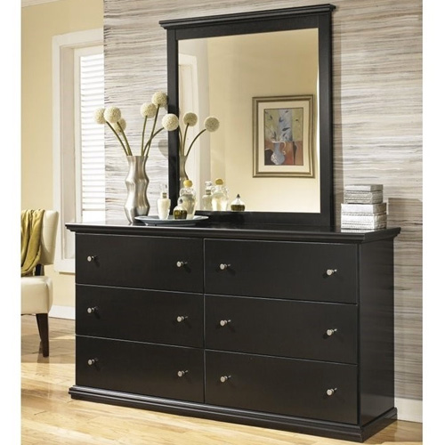 broyhill hayden place light cherry 8 drawer dresser best home hq. Black Bedroom Furniture Sets. Home Design Ideas